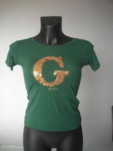 t-shirt GUESS vert dans T-SHIRTS FEMME CIMG95501-224x300